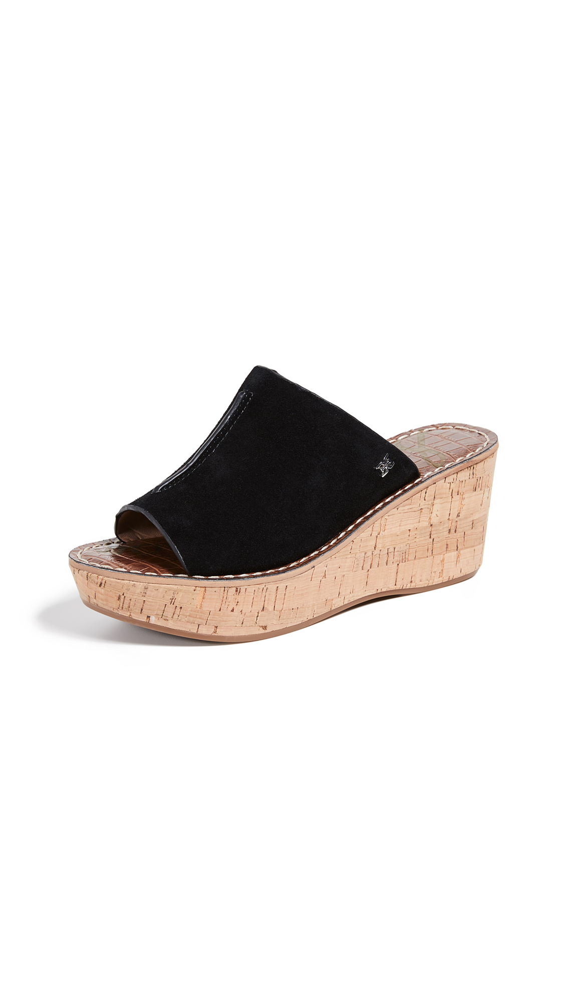 Sam Edelman Ranger Slides - Black