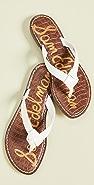 Sam Edelman Giles 夹趾凉鞋