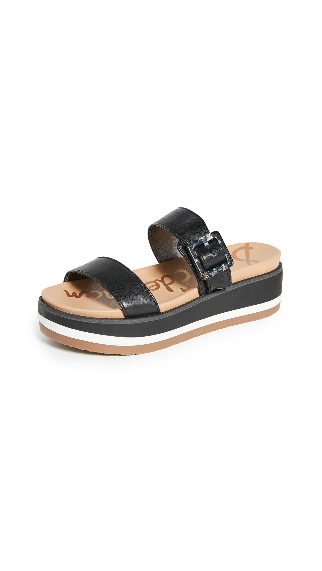 Sam Edelman Agustine Slides – 40% Off Sale