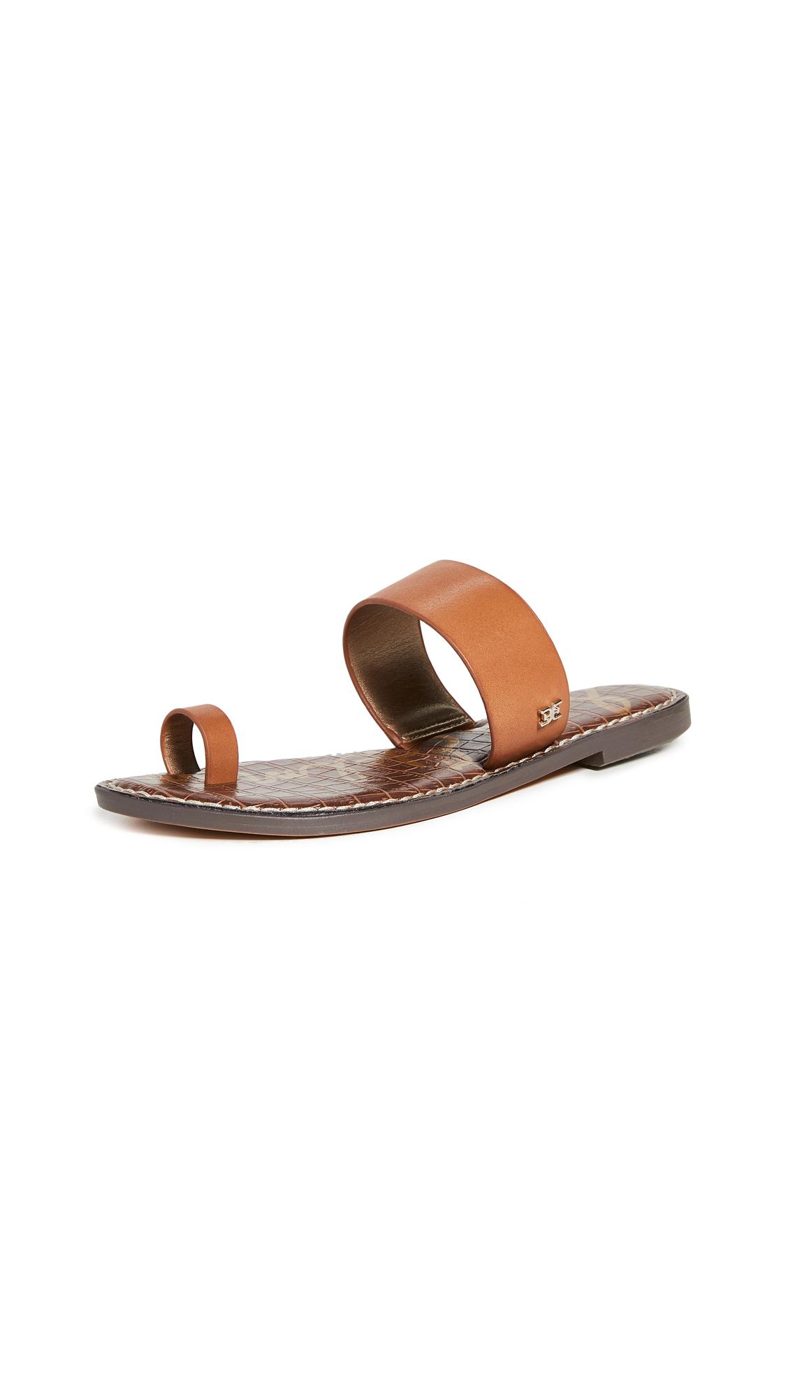 Buy Sam Edelman Gorgene Slides online, shop Sam Edelman