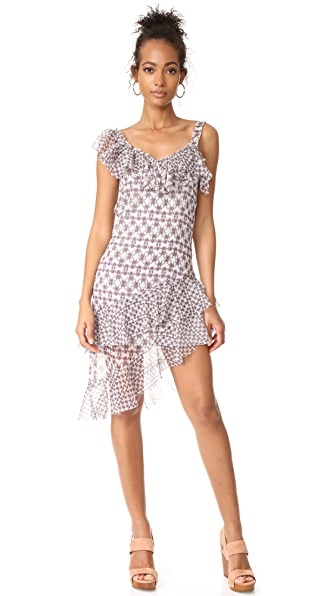 Sam & Lavi Karli Dress - Daisy Dots