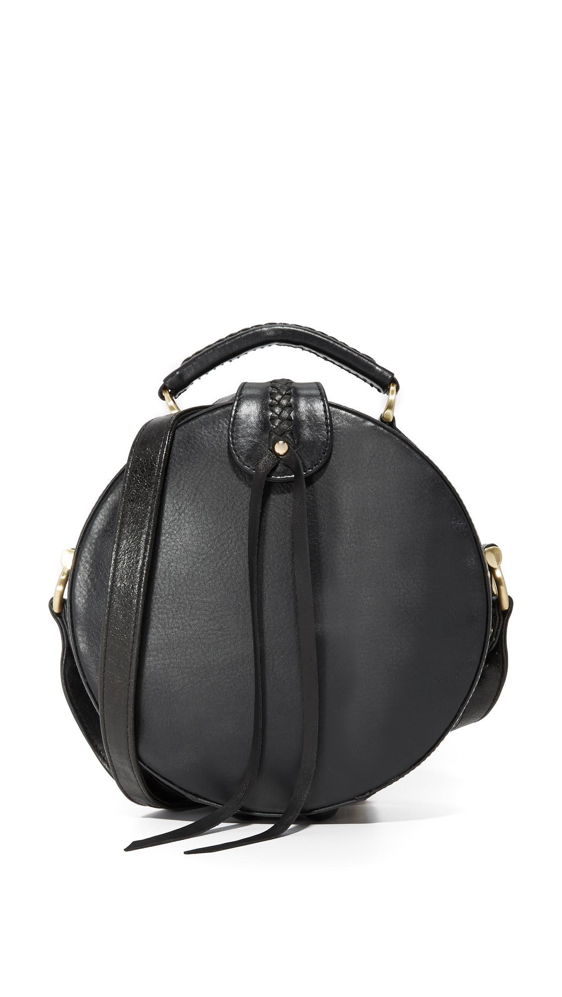 sancia female sancia vista canteen bag black