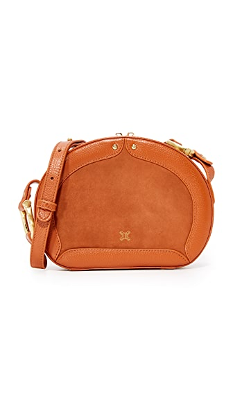 SANCIA Sistelo Cross Body Bag - Brandy