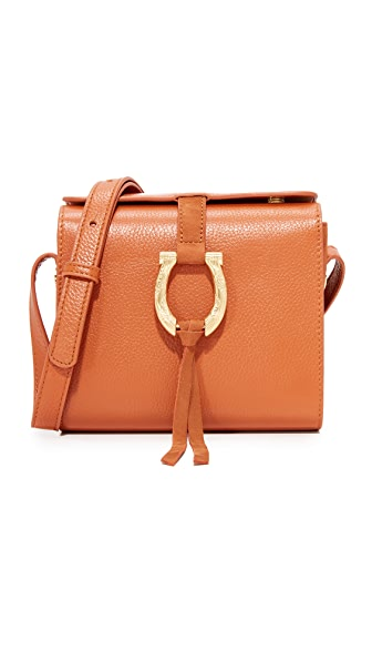 SANCIA Madelna Mini Bag - Brandy