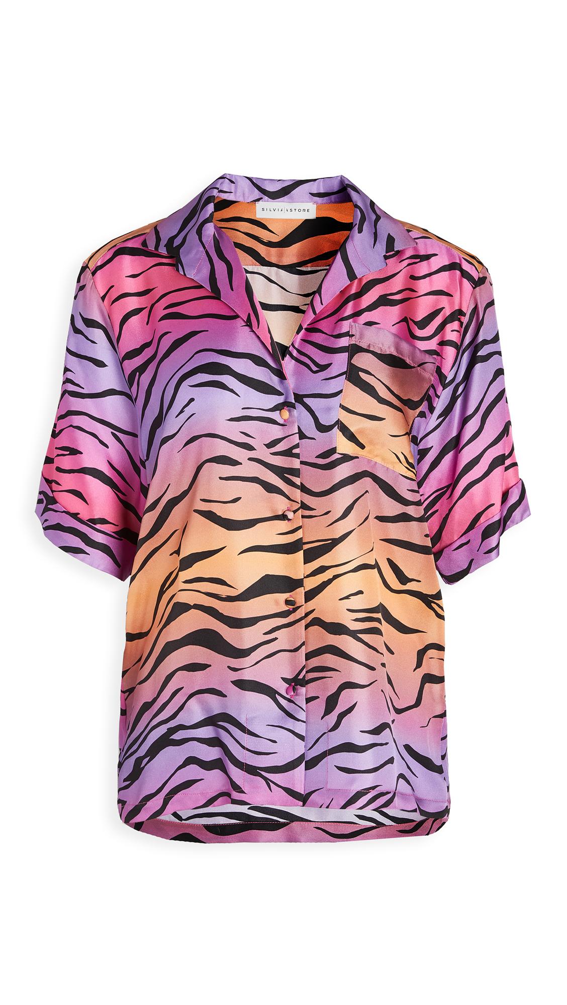 Silvia Astore Peggy Shirt - 30% Off Sale