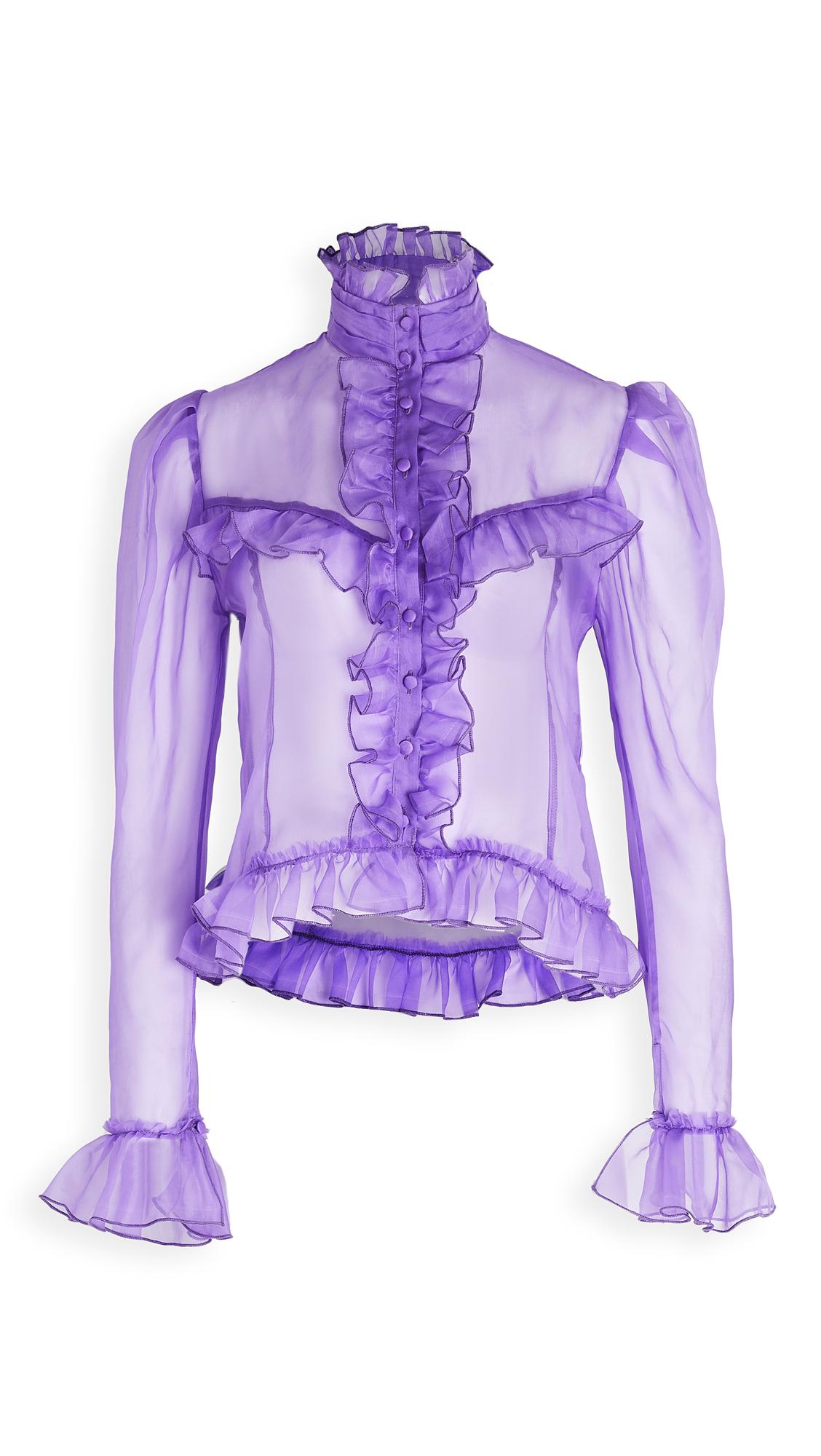 Silvia Astore Carlotta Shirt - 50% Off Sale