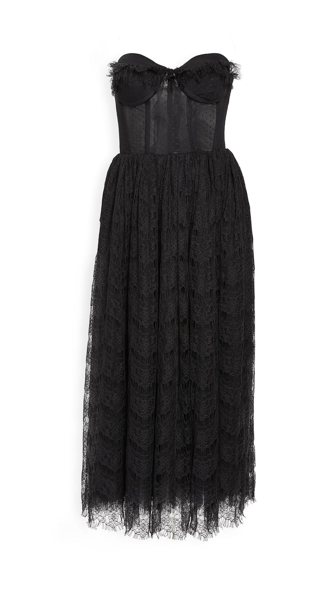Silvia Astore Irina Pleated Dress - 30% Off Sale