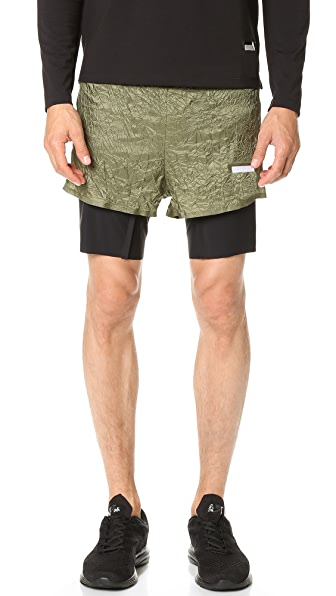 "Satisfy Long Distance 8"" Shorts"