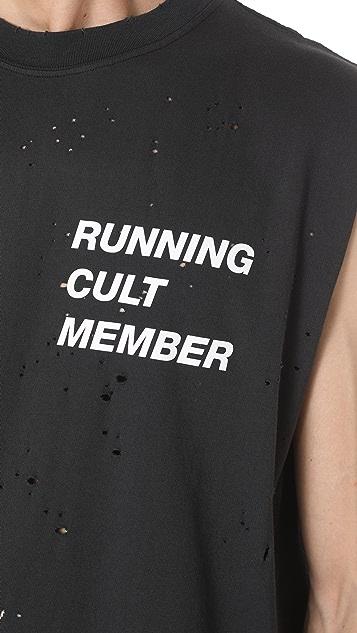 Satisfy Cult Moth Muscle Tee