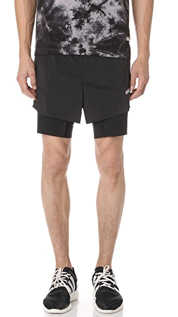 Satisfy Short Distance 8 Shorts