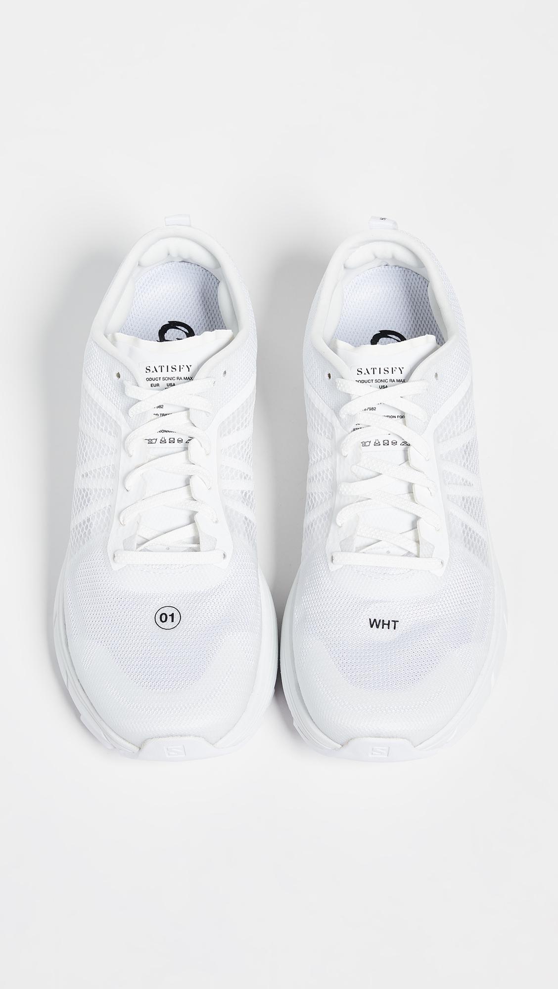 3aabf6b762716 Satisfy x Salomon Sonic Max Sneakers