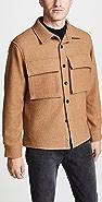 Saturdays NYC Jonah Wool Field Jacket