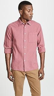 Saturdays NYC Perry Long Sleeve Shirt