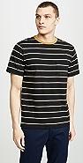 Saturdays NYC Randall Strip T-Shirt