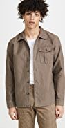 Saturdays NYC Broome Moleskin Shirt