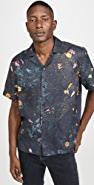Saturdays NYC Canty Transition Short Sleeve Shirt