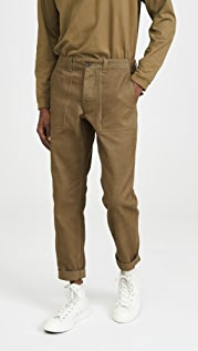 Saturdays NYC Field Pants