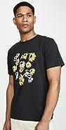 Saturdays NYC Daisy Grid T-Shirt