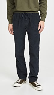 Save Khaki 8 Wale Corduroy Easy Chino