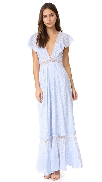 Saylor Danica Maxi Dress