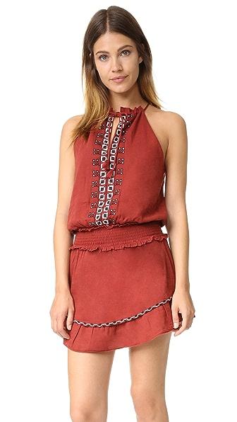 Saylor Amberly Mini Dress