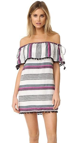 Saylor Angie Off Shoulder Mini Dress