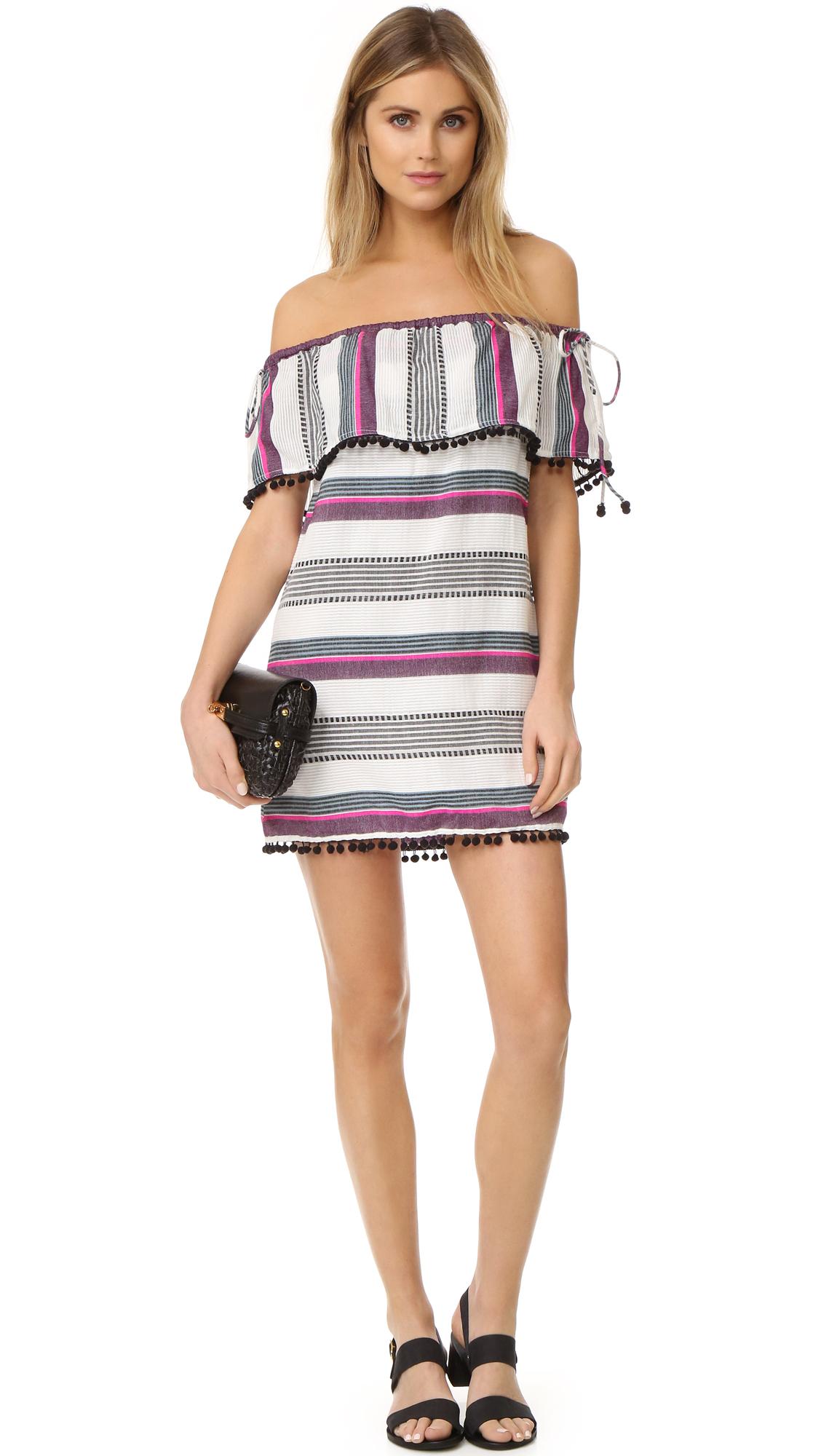 c3b4973768fd Saylor Angie Off Shoulder Mini Dress