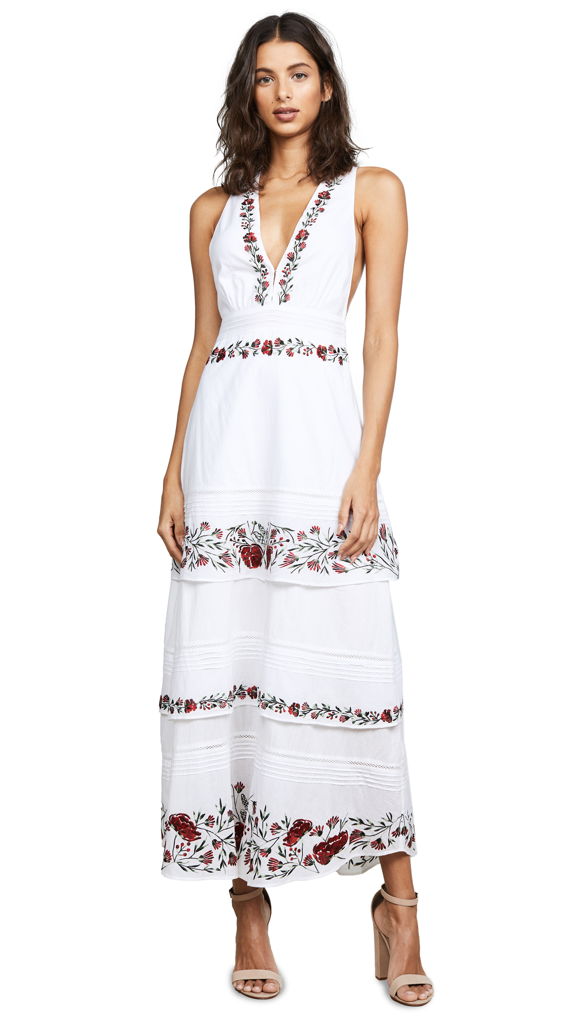 Saylor Amy Maxi Dress