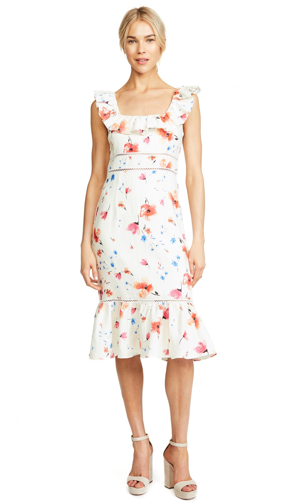 Saylor Missy Dress In Multi