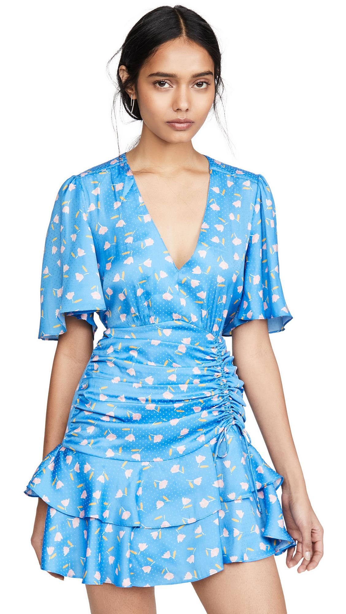 Saylor Mel Mini Dress - 40% Off Sale