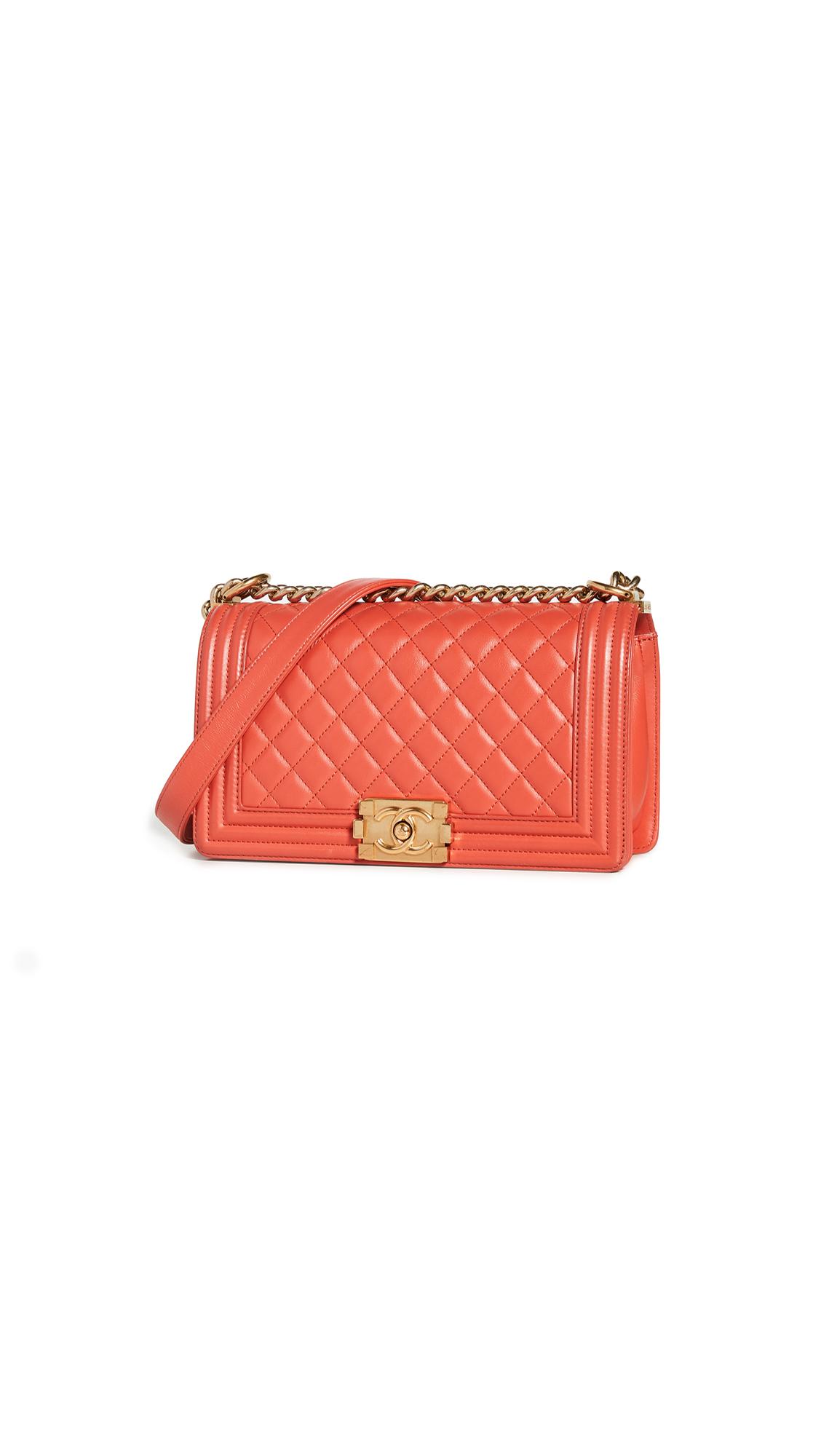 Shopbop Archive Chanel Boy Chanel 25cm Shoulder Bag