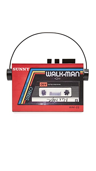 Sarah's Bag Walkman Clutch