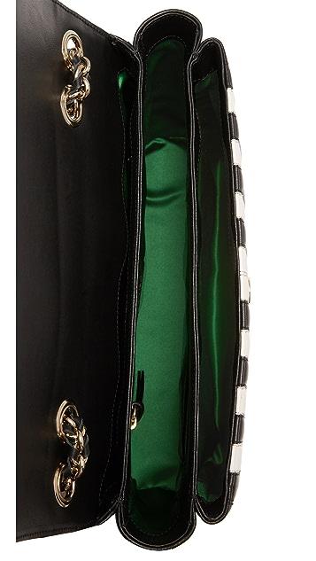 Sara Battaglia Elizabeth Shoulder Bag