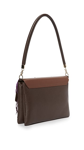 Sara Battaglia Jasmine Shoulder Bag