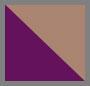 Brown/Violet