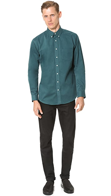 Schnayderman's Leisure Twill Shirt