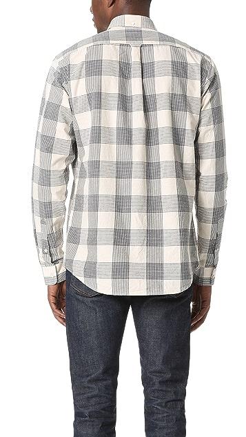 Schnayderman's Leisure Glen Check Shirt
