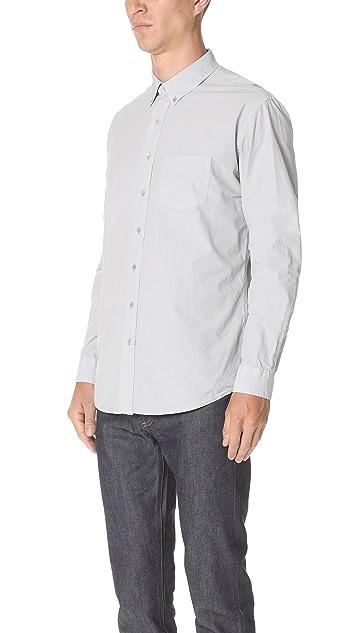 Schnayderman's Leisure Poplin One Top Shirt
