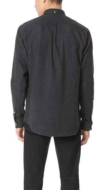 Schnayderman's Leisure Flannel Check Shirt