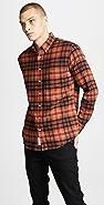 Schnayderman's Large Check Flannel Shirt