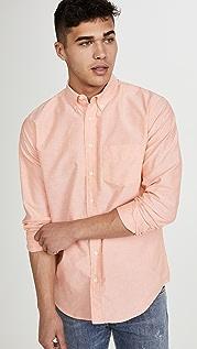 Schnayderman's Long Sleeve Oxford Shirt