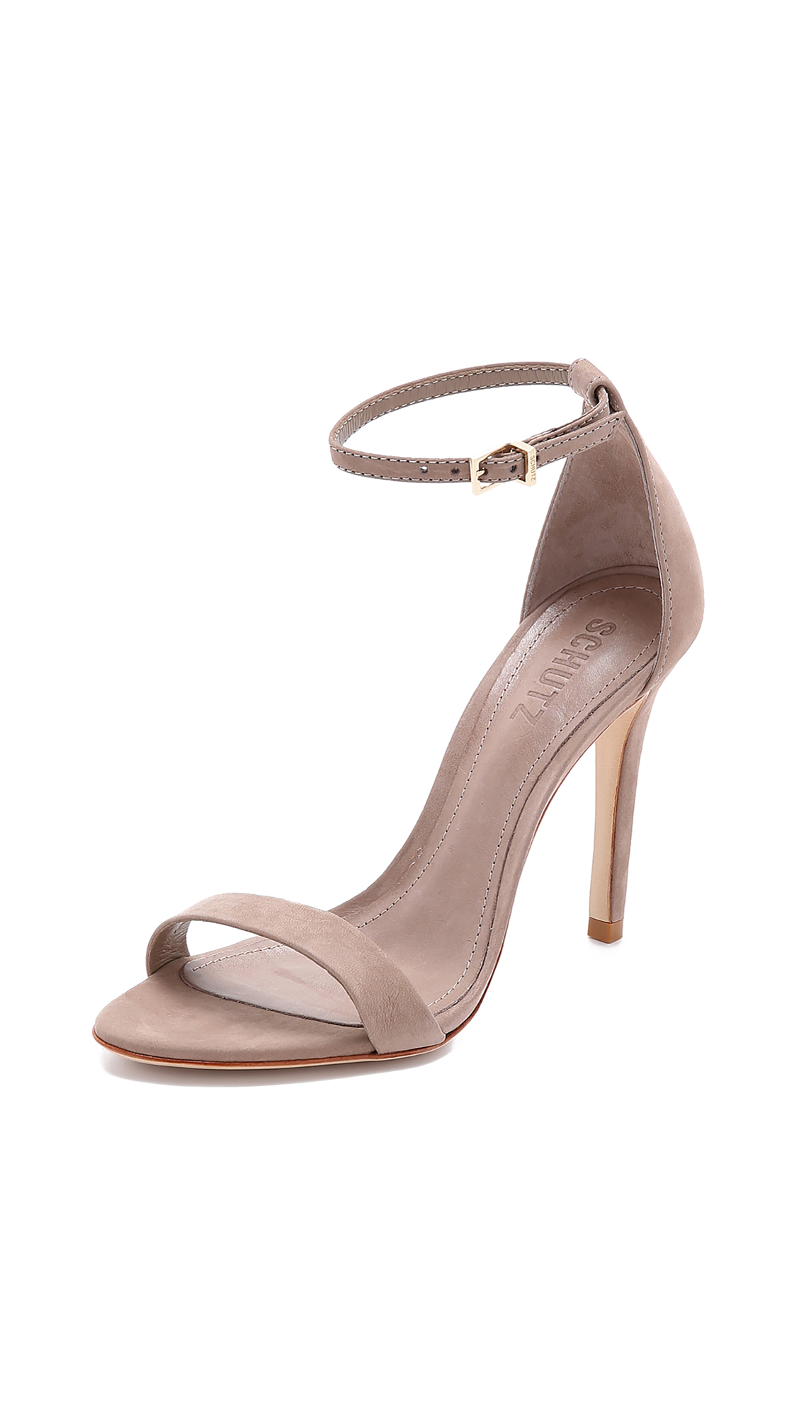 Schutz Cadey Lee Sandals - Neutral