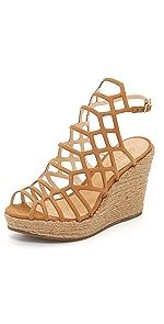 Marilyn Wedge Sandals                Schutz