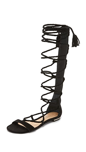 Schutz Gloria Tall Gladiator Sandals