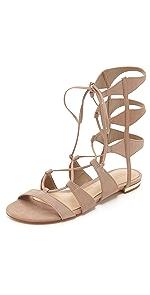 Erlina Gladiator Sandals                Schutz