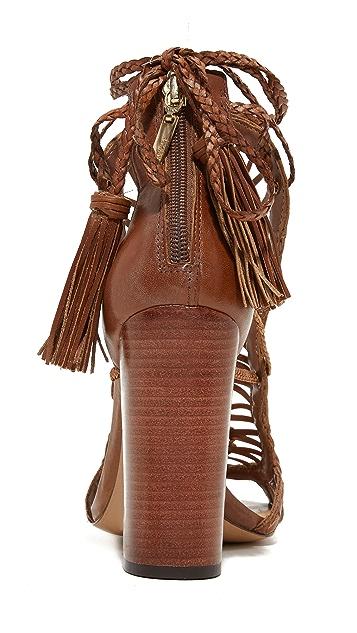 Schutz Dubai Sandals