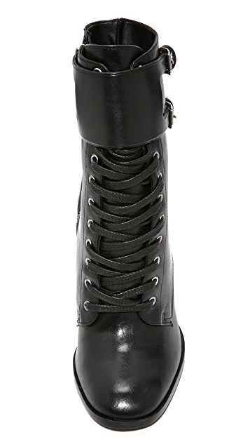 Schutz Makayla Leather Booties