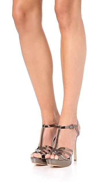 Schutz Lolinha Platform Sandals