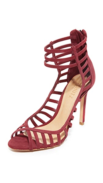 Schutz Saule Cutout Sandals