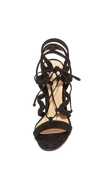 Schutz Siri Strappy Sandals